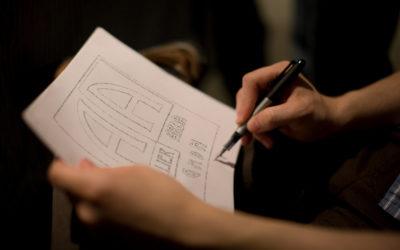 Logo design stufen